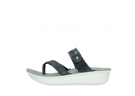 wolky slippers 00877 martinique 12800 blauw nubuck_1