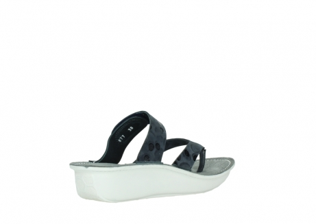 wolky slippers 00877 martinique 12800 blauw nubuck_10