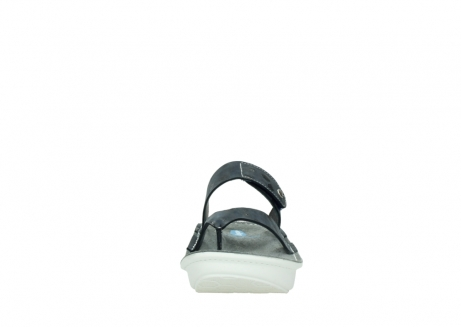 wolky slippers 00877 martinique 12800 blauw nubuck_19