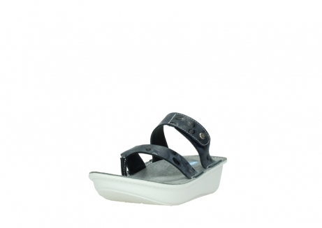 wolky slippers 00877 martinique 12800 blauw nubuck_21