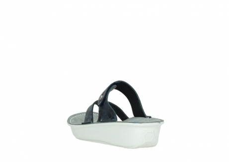 wolky slippers 00877 martinique 12800 blauw nubuck_5