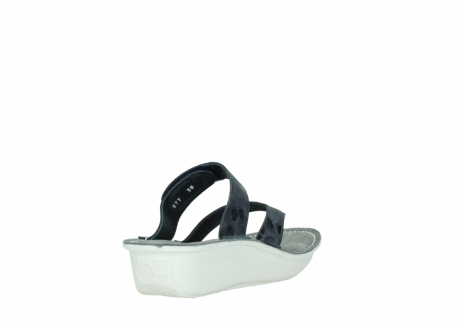 wolky slippers 00877 martinique 12800 blauw nubuck_9
