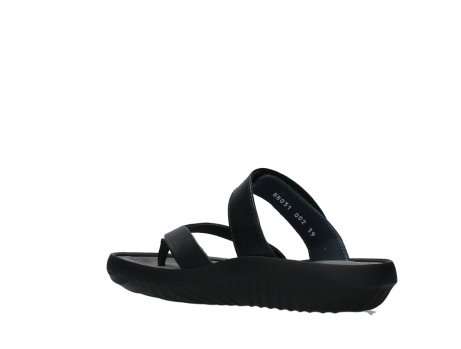 wolky slippers 00880 tahiti 31002 black leather_16