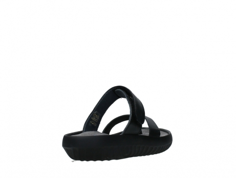 wolky slippers 00880 tahiti 31002 black leather_21