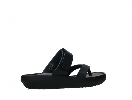 wolky slippers 00880 tahiti 31002 black leather_23