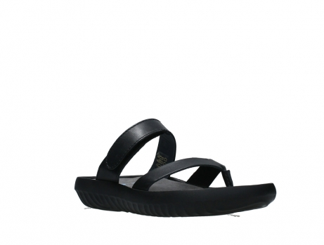wolky slippers 00880 tahiti 31002 black leather_4