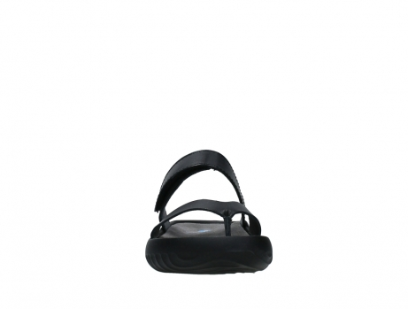 wolky slippers 00880 tahiti 31002 black leather_7
