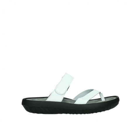 wolky slippers 00880 tahiti 31100 white leather