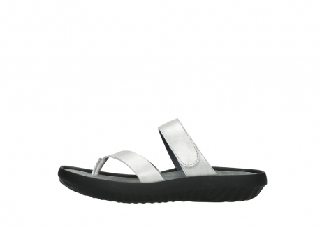wolky slippers 00880 tahiti 85130 silver leather_1