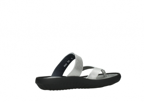 wolky slippers 00880 tahiti 85130 silver leather_11