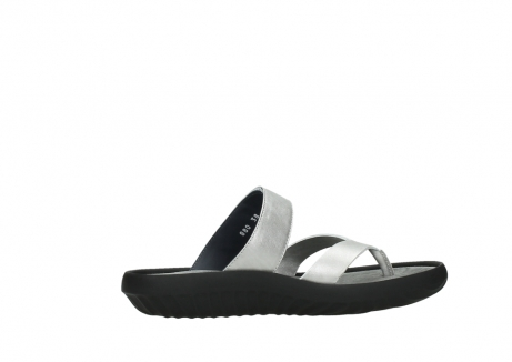 wolky slippers 00880 tahiti 85130 silver leather_12