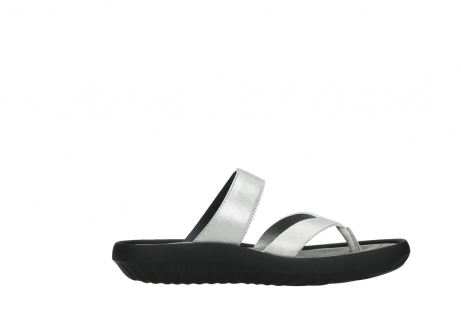 wolky slippers 00880 tahiti 85130 silver leather_13