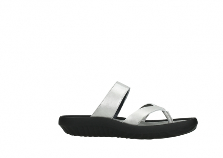 wolky slippers 00880 tahiti 85130 silver leather_14