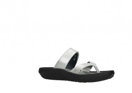 wolky slippers 00880 tahiti 85130 silver leather_15