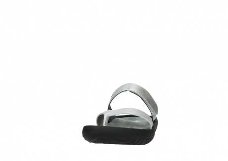 wolky slippers 00880 tahiti 85130 silver leather_20