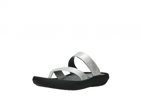 wolky slippers 00880 tahiti 85130 silver leather_22