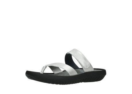 wolky slippers 00880 tahiti 85130 silver leather_23