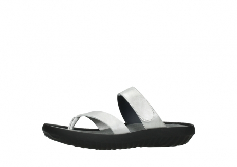wolky slippers 00880 tahiti 85130 silver leather_24