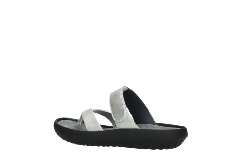 wolky slippers 00880 tahiti 85130 silver leather_3