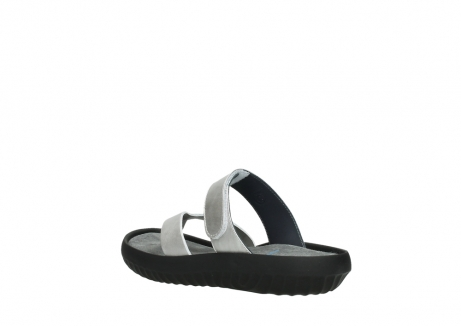 wolky slippers 00880 tahiti 85130 silver leather_4
