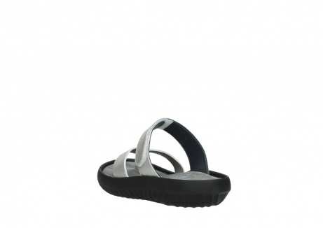 wolky slippers 00880 tahiti 85130 silver leather_5