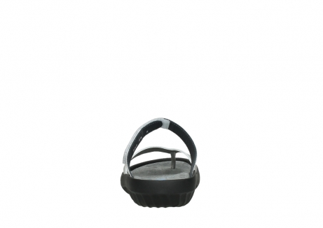 wolky slippers 00880 tahiti 85130 silver leather_7