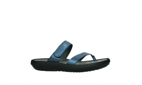 wolky slippers 00880 tahiti 85800 blue leather_2