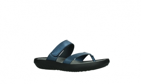 wolky slippers 00880 tahiti 85800 blue leather_3