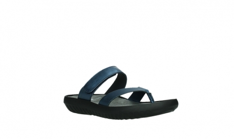 wolky slippers 00880 tahiti 85800 blue leather_4