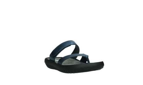 wolky slippers 00880 tahiti 85800 blue leather_5