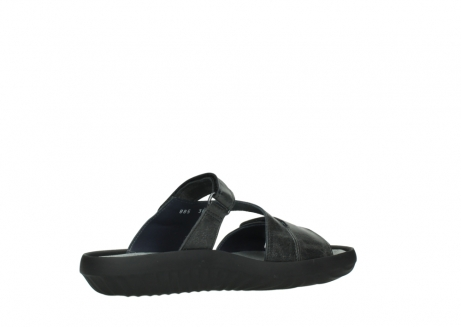 wolky slippers 00885 sense 30000 black leather_11