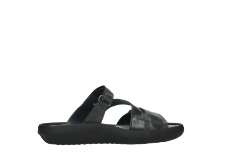wolky slippers 00885 sense 30000 black leather_12