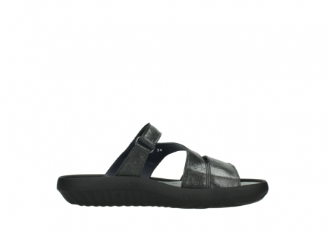 wolky slippers 00885 sense 30000 black leather_13