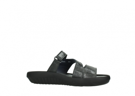 wolky slippers 00885 sense 30000 black leather_14