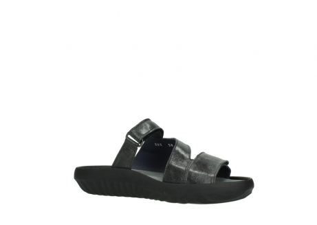 wolky slippers 00885 sense 30000 black leather_15