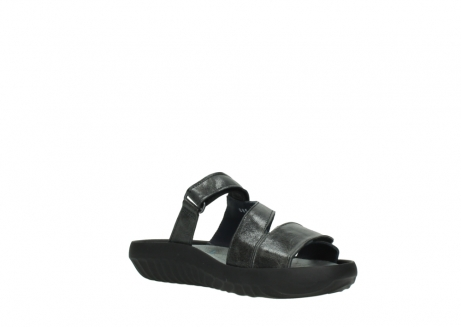 wolky slippers 00885 sense 30000 black leather_16