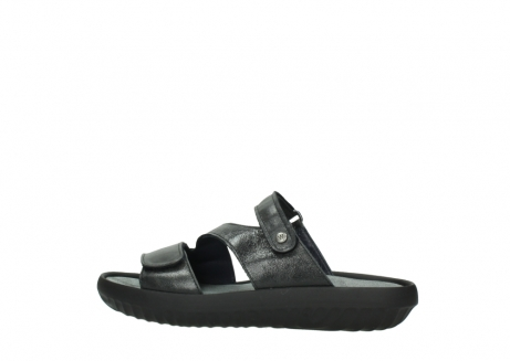wolky slippers 00885 sense 30000 black leather_2