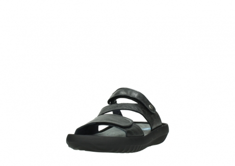wolky slippers 00885 sense 30000 black leather_21
