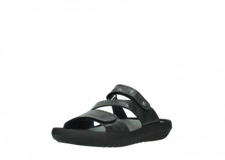 wolky slippers 00885 sense 30000 black leather_22