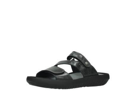 wolky slippers 00885 sense 30000 black leather_23