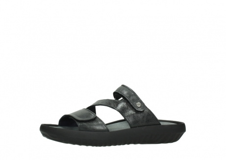 wolky slippers 00885 sense 30000 black leather_24