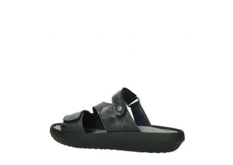 wolky slippers 00885 sense 30000 black leather_3
