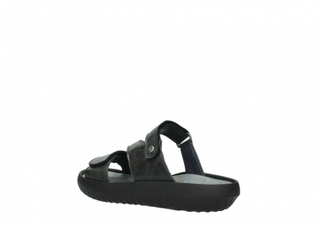 wolky slippers 00885 sense 30000 black leather_4