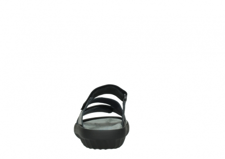 wolky slippers 00885 sense 30000 black leather_7