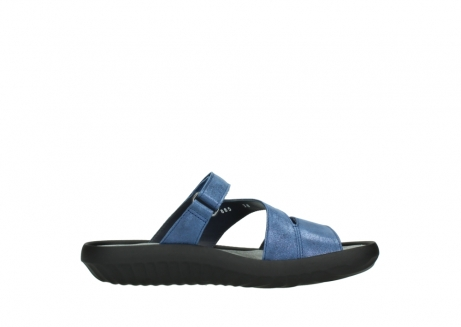 wolky slippers 00885 sense 70800 blue leather_13