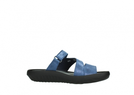 wolky slippers 00885 sense 70800 blue leather_14