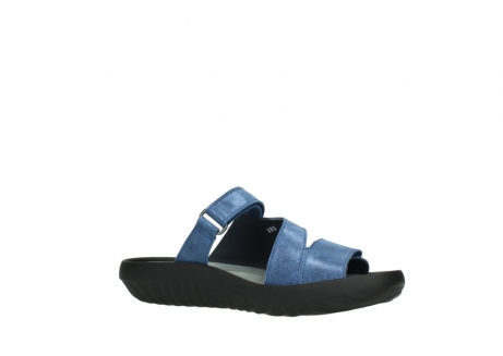 wolky slippers 00885 sense 70800 blue leather_15