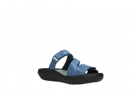 wolky slippers 00885 sense 70800 blue leather_16