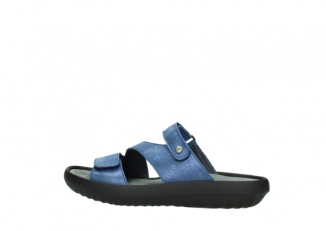 wolky slippers 00885 sense 70800 blue leather_2