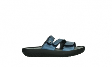 wolky slippers 00885 sense 85800 blue leather_1